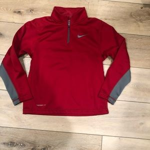 Boys Nike golf pullover